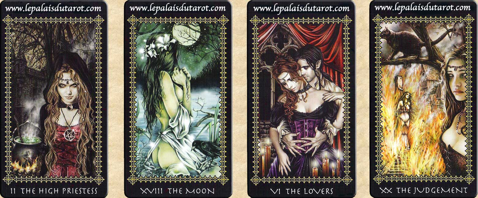 favole tarot cartes jeu