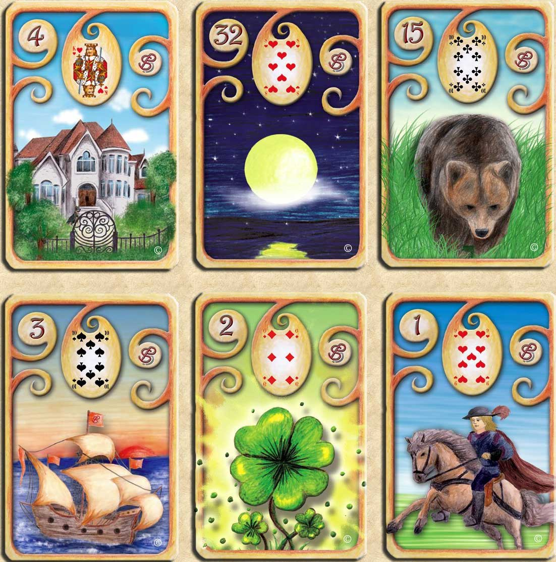 lenormand majectic